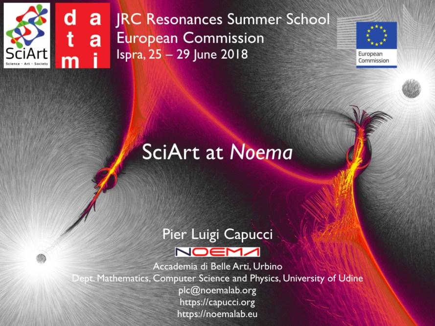 SciArt at Noema