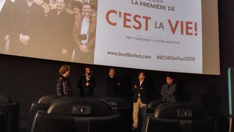Premiere C'est la vie