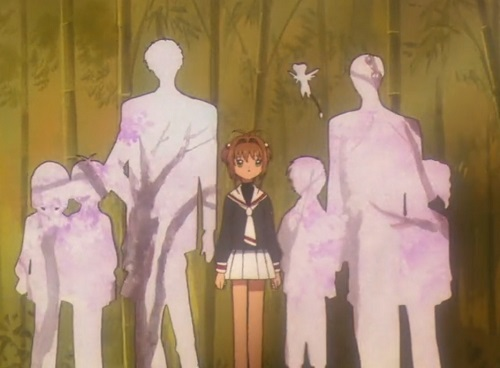 Sakura, la cazadora de Cartas