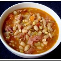 Southwestern Ham and White BeanSoup