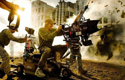 Michael Bay revela una nueva imagen de 'Transformers: The age of extintcion'