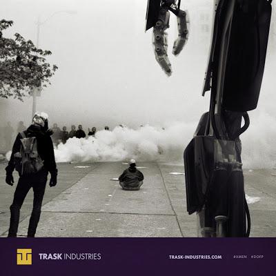 Nueva foto de los Centinelas en 'X-men: Días del futuro pasado'