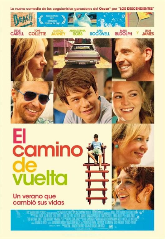 Tráiler español, póster oficial y nuevas imágenes de 'El camino de vuelta'