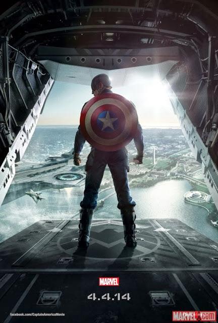 Primer póster de Capitán América: El Soldado de Invierno
