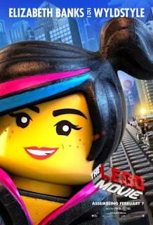 Nuevos pósters individuales de 'La Lego Película' dedicados a Chris Pratt y Elizabeth Banks