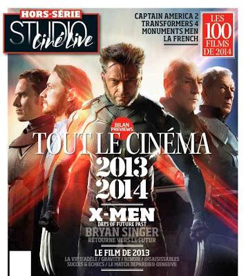 Revelado el nuevo traje de Lobezno en 'X-Men: Días del futuro pasado'