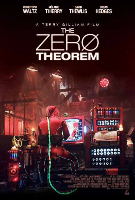 Tráiler oficial de 'The Zero Theorem', la nueva película de Terry Gilliam