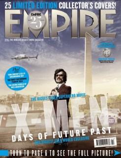 Gran variedad de portadas de 'X-Men: Días del futuro pasado' de la revista Empire