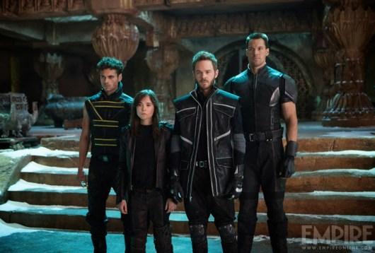 Empire suma y sigue con cuatro nuevas imágenes de 'X-Men: Días del futuro pasado'