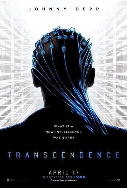 Primer póster de 'Transcendence', la nueva película de Johnny Depp