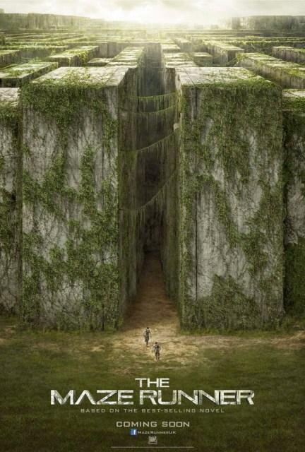 Primer póster y tráiler (en inglés y en castellano) de 'El corredor del laberinto' ('The maze hunter')