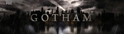 Primer logotipo y argumento oficial de la serie 'Gotham'