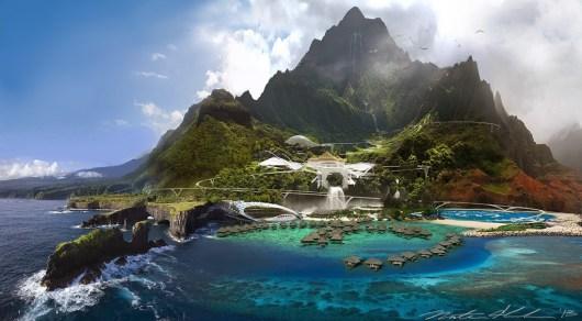 Nueva incorporación y nuevo arte conceptural de 'Jurassic world'