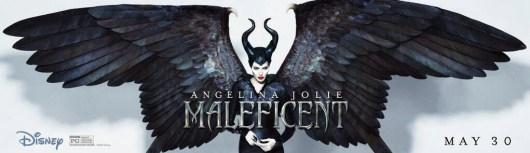 Nuevo banner y tráiler de 'Maléfica', con Angelina Jolie luciendo alas