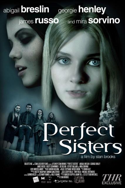 Abigail Breslin es una asesina en los pósters y el tráiler de 'Perfect sisters'