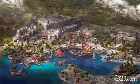 'Piratas del Caribe 5' todavía no tiene luz verde