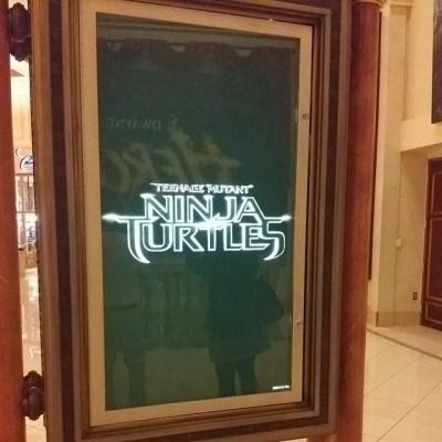 Logo y primera foto de Megan Fox y Will Arnett en 'Teenage Mutant Ninja Turtles'