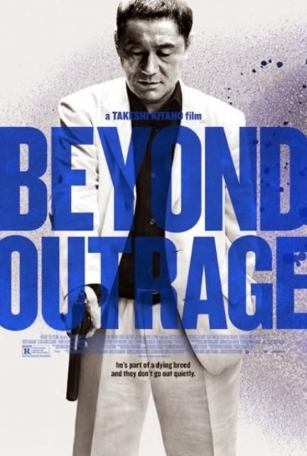 Mediatres Estudio traerá a España 'Outrage Beyond', de Takeshi Kitano
