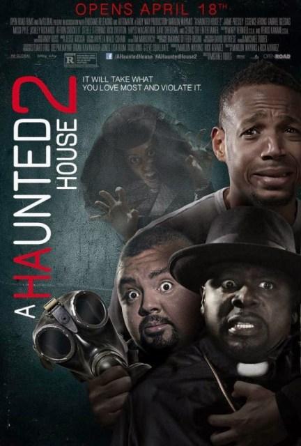 Nuevo póster y tráiler restringido de 'A Haunted House 2'