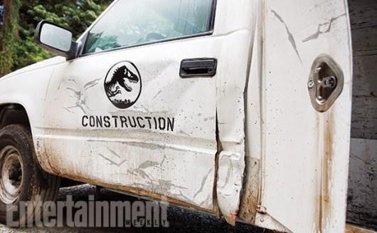Primeras imágenes oficiales del rodaje de 'Jurassic world'