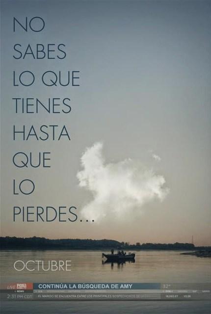Tráiler y póster español de 'Perdida', con David Fincher dirigiendo a Ben Affleck