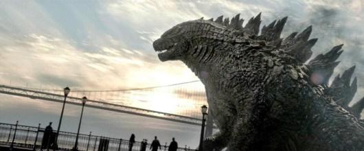 Nueva imagen del monstruo de 'Godzilla'