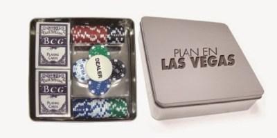 Concurso 'Plan en Las Vegas': Tenemos sets de poker para vosotros