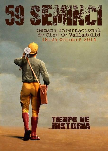 Desvelados los carteles de la 59 Semana Internacional de Cine de Valladolid (SEMINCI)