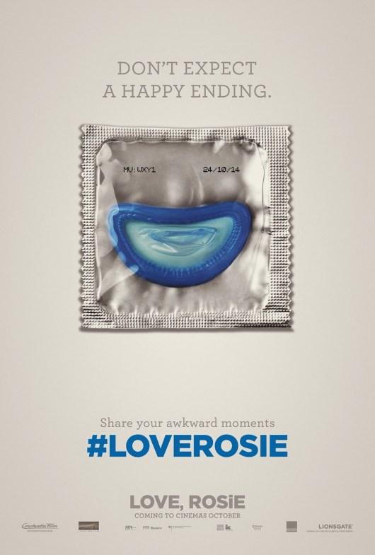 Dos nuevos pósters y dos tráilers de 'Love, Rosie'