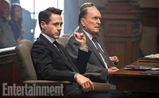 Nueva foto de Robert Downey Jr. y Robert Duvall en 'The Judge'