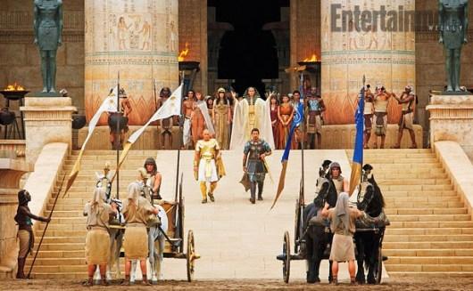 Nuevas imágenes de 'Exodus: Gods and kings', de Ridley Scott