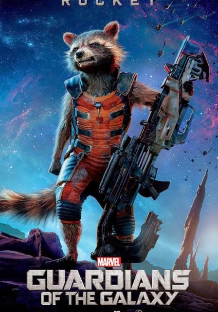 Tres nuevos pósters y primera imagen de Yondu de 'Guardianes de la galaxia'