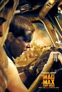 Cuatro nuevos pósters individuales y nuevo tráiler de 'Mad Max: Fury road'