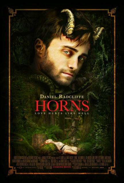 Nuevo póster de 'Horns' revelado en Comic-Con de San Diego