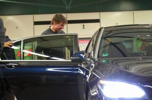Primeras fotos de Tom Cruise en el rodaje de 'Mission: Impossible 5'