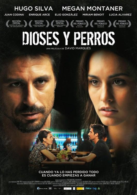Tráiler y póster de 'Dioses y perros', con Hugo Silva y Megan Montaner