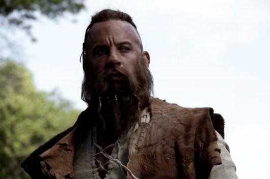 Vin Diesel revela dos nuevas fotos de 'The last witch hunter'