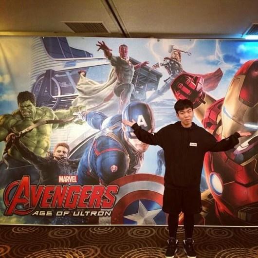 Nueva imagen promocional de 'Avengers: Age of Ultron' que muestra mejor a Visión