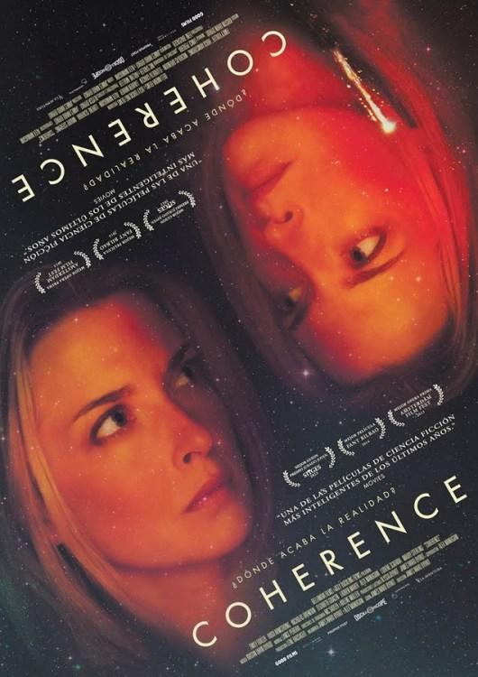 'Coherence', del director James Ward Byrkit, llegará a España el 24 de octubre.