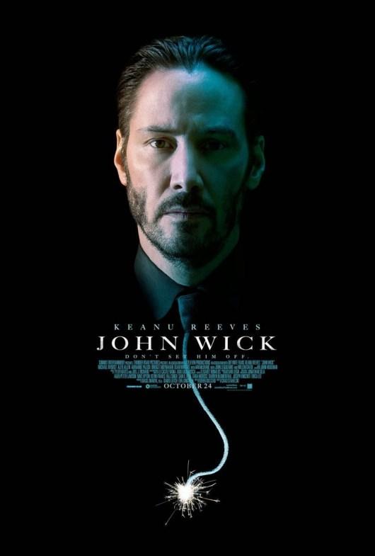 Póster y primer anuncio de 'John Wick' con Keanu Reeves de nuevo en acción