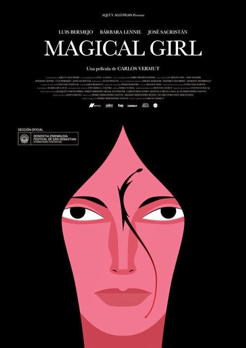 'Magical Girl' en cines el 17 de octubre, y en DVD en febrero de 2015