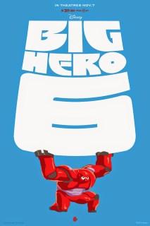 Presentado en la Comic-Con de Nueva York el nuevo tráiler de '6 Héroes'
