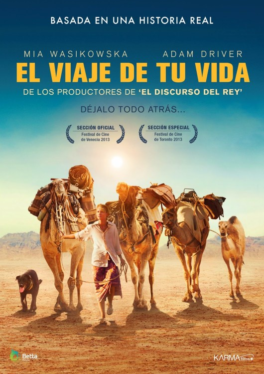 Mañana se estrena 'El viaje de tu vida' en cines, DVD y VOD