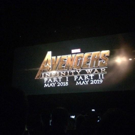 'Avengers: Infinity War' contará con nuevos superhéroes... y ya hay fechas para sus dos partes