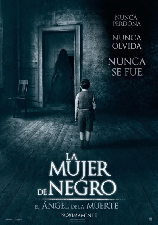 Tráiler y póster español de 'La mujer de negro: El ángel de la muerte'