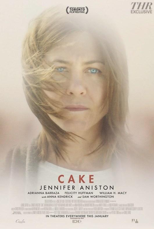 Póster y tráiler de 'Cake', con una dramática Jeniffer Aniston