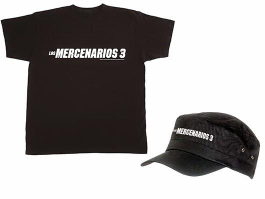Concurso 'Los Mercenarios 3: Vístete como un auténtico mercenario