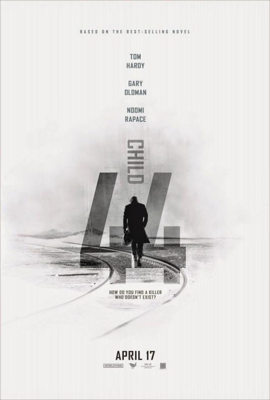 Primeras imágenes y póster de 'Child 44', con Tom Hardy y Gary Oldman