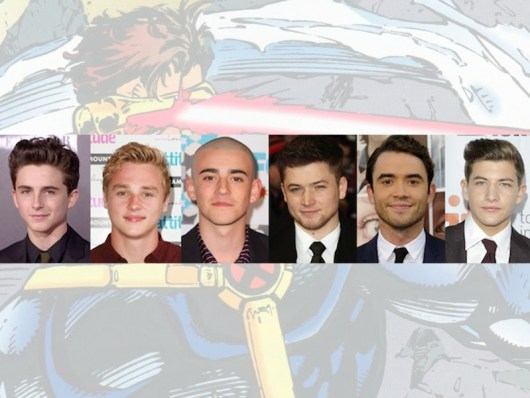 Se rumorean nuevos nombres para Cíclope y Jean Grey en 'X-men: Apocalypse'