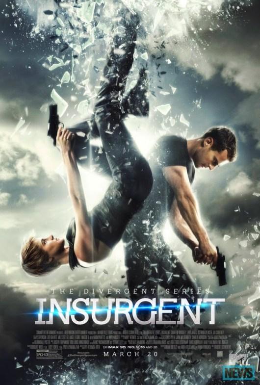 Póster definitivo de 'La Serie Divergente: Insurgente'